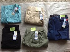 Riders by Lee Women's Plus Size, Cargo Bermuda Short & Capri