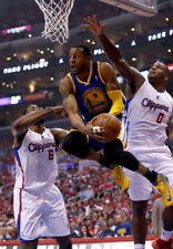 Golden State Warriors v Los Angeles Clippers - Game One Photos by Getty Images