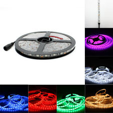 5M 5050 3528 Waterproof 300LEDs Flexible Led Strip Light With DC Female Adapter