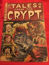Tales From the Crypt #35 1953- EC Horror- Jack Davis Werewolf cover