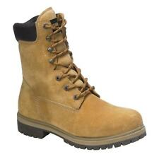 """Wolverine Men's 8"""" Waterproof Boots Insulated Soft Toe Work Boot Wheat Rugged"""