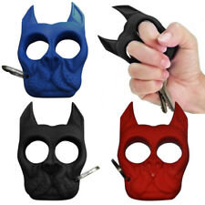 Skull-Self-Protect Tools Portable Key Chain Outdoor Travel Safe Women Girls Hot