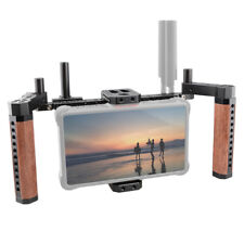 """CAMVATE Adjustable  5"""" and 7"""" LCD monitor Cage (Compact) for ATOMOS NINJA INFERN"""