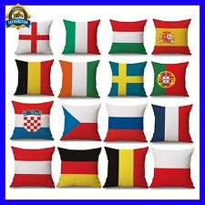 FIFA World Cup 2018 Russia Football Soccer Pillow Cover Countries Teams Country