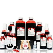 Halloween Party Realistic Fake Blood Vampire Zombie Makeup Cosplay Accessory Hot