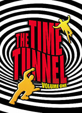The Time Tunnel - Vol. 1 (1966) DVD 4-Disc Sci-Fi Television Irwin Allen Sixties