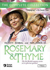Rosemary & Thyme - The Complete Collection (DVD, 2011, 7-Disc Set) NEW! Sealed!