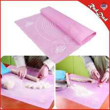 Ex-large Silicone Baking Mat for Oven Scale Rolling Dough Mat Baking Rolling: