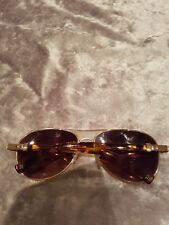 river island ladies aviator sunglasses vgc