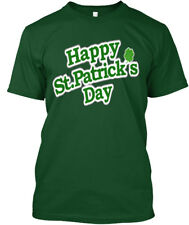 Happy St Patricks Day S - St.patricks Hanes Tagless Tee T-Shirt