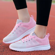 Womens Athletic Sport Shoes Outdoor Running Sneakers Casual Breathable Trainers