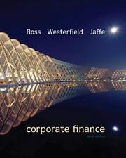 Corporate Finance by Randolph Westerfield, Stephen A. Ross and Jeffrey F. Jaffe