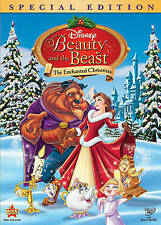 Beauty and the Beast: An Enchanted Christmas (DVD, 2011, Special Edition) NEW