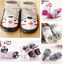 Baby Cartoon Soft Sole Cotton Cloth Shoes Infant Boy Girl Toddler Shoes Lovely
