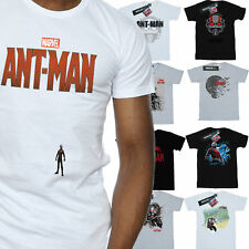 Ant-Man T-Shirt Mens Official Marvel Merchandise