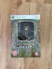 BIOSHOCK - COLLECTORS EDITION (XBOX 360) UK VERSION COMPLETE WITH STATUE/FIGURE