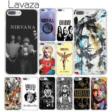 Fashion Phone Cases Printed For iPhone 4 8 7 6 6S Plus X 10 5 5S 4S Kurt