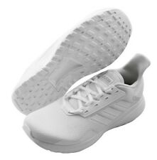 Adidas Men Duramo 9 Training Adiwear Shoes White Running Sneakers Shoe B96580