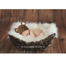 Infant Baby Photo Props Newborn Photography Quilt Blanket Mat Gift New