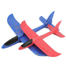 Foam Handmade Throwing Flying Aircraft Airplane Glider Educational Childern Toys