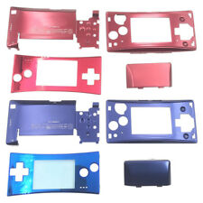 Aluminum Replacement Housing Shell Case Set for Nintendo Game Boy Micro GBM