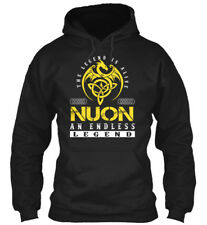 Nuon An Endless Legend - The Is Alive Gildan Hoodie Sweatshirt