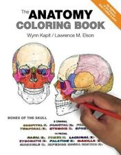 The Anatomy Coloring Book 4th Edition Pearson Kapit Elson