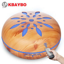 Essential Oil Diffuser Aroma Mist maker Electric Air Humidifier 500ml KBAYBO