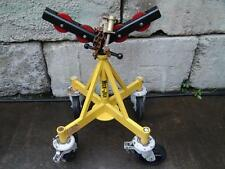 SUMNER 781400 ROLLER PIPE STAND 2,500 lb CAPACITY