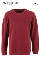 KITARO. EXTRA LARGE MEN' SWEATERS 185359 RED