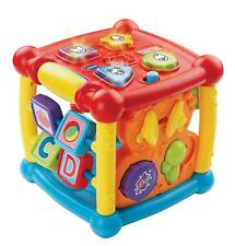 Kids Learning Toy Activity Cube Busy Vtech Toy Baby Educational Durable Design