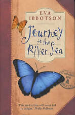 Journey to the River Sea by Eva Ibbotson paperback book