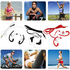 In-Ear Sports Running Active Earphone Earbuds Hook Headphone Headset HA