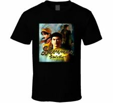 Shenmue Sega Dreamcast Classic Video Game T Shirt Size S-5XL