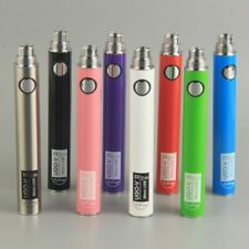 Original Electronic Cigarette Manual Battery Built-in 900mAh Battery with USB
