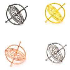 Metal Gyroscope Spinner Gyro Science Educational Learning Balance Toys gift wj