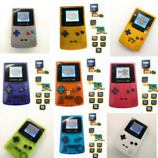 Multi-Colors Rechargeable Highlight Back Light LCD Game Boy Color GBC Console