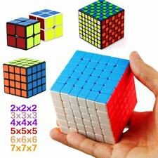 New Rubik's Cube Speed Puzzle Game Magic Rubic Twist Toy Rubix Gift Rubiks Lot
