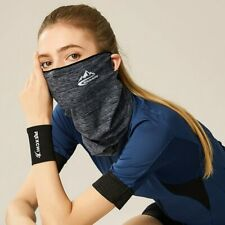 Half Face Mask Cycling Anti Dust Sports Outdoor Mouth Breathable Magic Scarf AU