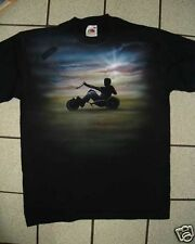 Airbrushed Power Kite Buggy  T-Shirt in all sizes