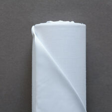 Blackout Curtain Lining - White 3 Pass