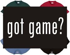 Shirt/Tank - Got Game? - sports player competition