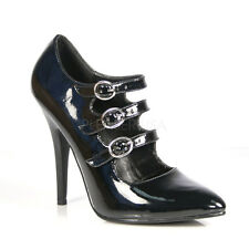 PLEASER Sexy High Heel Mary Jane Pumps Women's Shoes