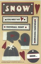 Cardstock CUT OUTS for Scrapbooking & Cards You Choose