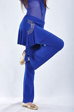 New Belly Dance Costume Tribal Trousers Pants skirt / Latin Culottes 10 Colours
