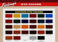 FIEBINGS Leather Dye, with Applicator - ANY COLOR