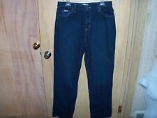 new  jeans by Lee diff sz's relaxed fit