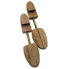NEW Rochester Red Cedar Wood Shoe Trees 3 PAIRS