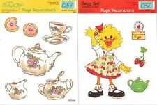 SUZY'S ZOO Page Decorators SCRAPBOOKING Choice DIECUTS EASTER HALLOWEEN LOVE