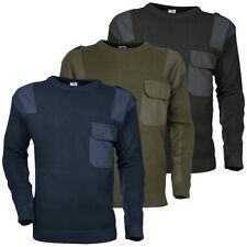 PULL COMMANDO LUXE MILITAIRE ARMEE OUTDOOR CHASSE